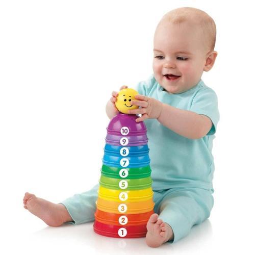 Đồ chơi xếp chồng cho bé