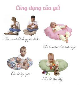 Địa chỉ bán gối chống trào ngược tốt nhất cho trẻ sơ sinh