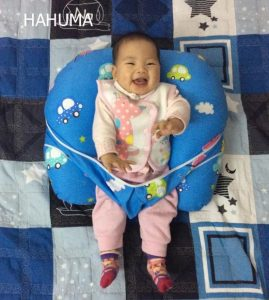 Gối chống trào ngược Hahuma vải Hàn Quốc
