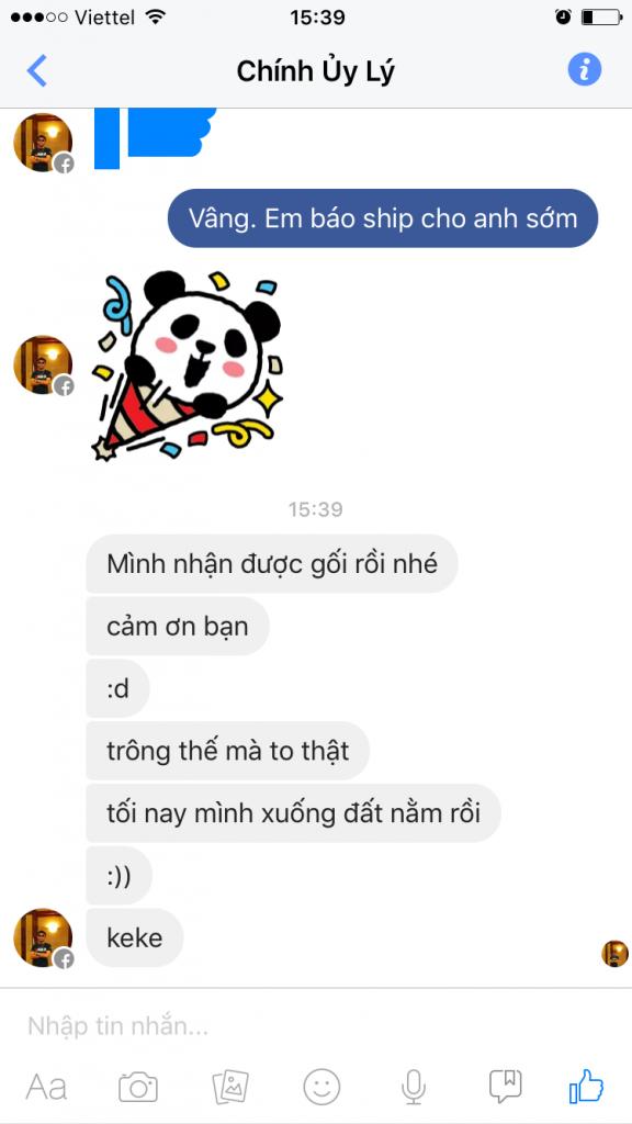 Đặt mua Gối ôm bà bầu Phú Thọ, Vĩnh Phúc thương hiệu Hahuma