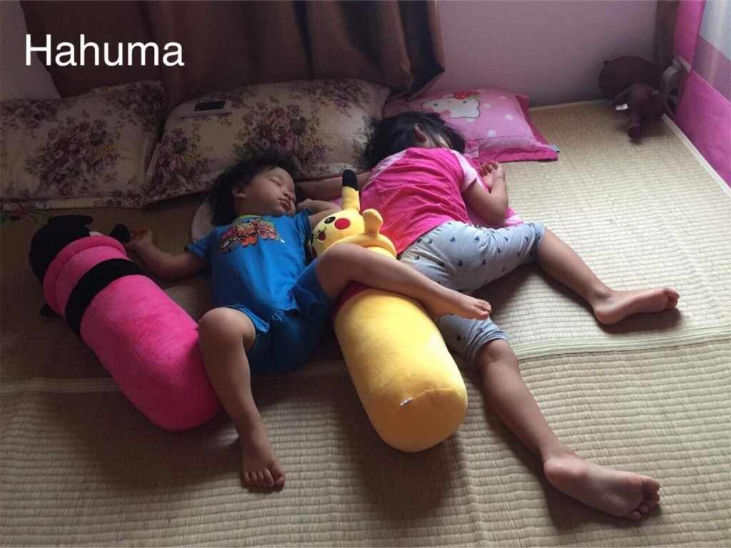Gối ôm cho bé Hahuma