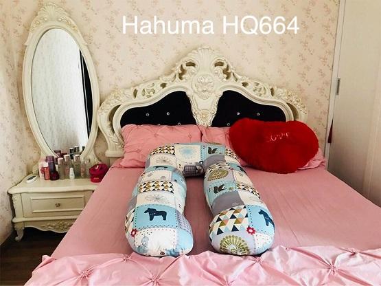 Gối ôm bà bầu giá rẻ chất lượng cao cấp Hahuma