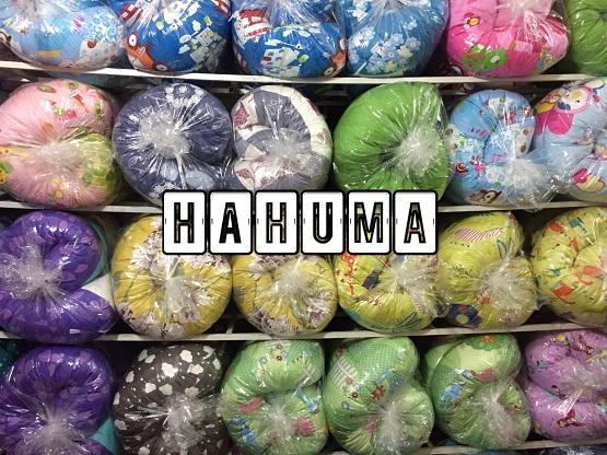 Gối ôm chữ U cho bà bầu Bắc Ninh của Hahuma